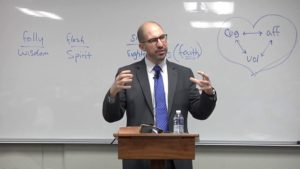 Why have a quiet time? Dr. Jeremy Pierre