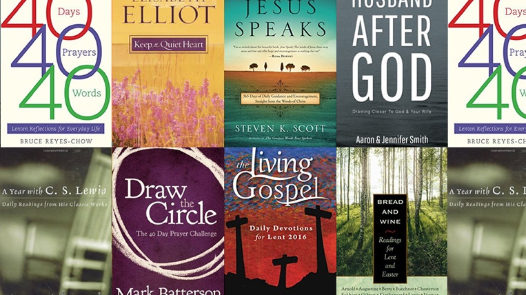 Daily Devotional Books