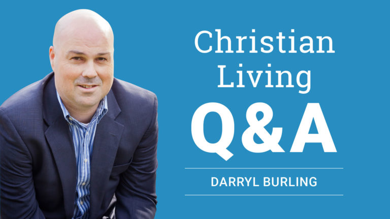 Q&A darrylburling.com/ask