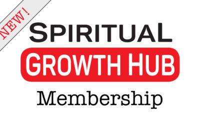 Announcing the new Spiritual Growth Membership program