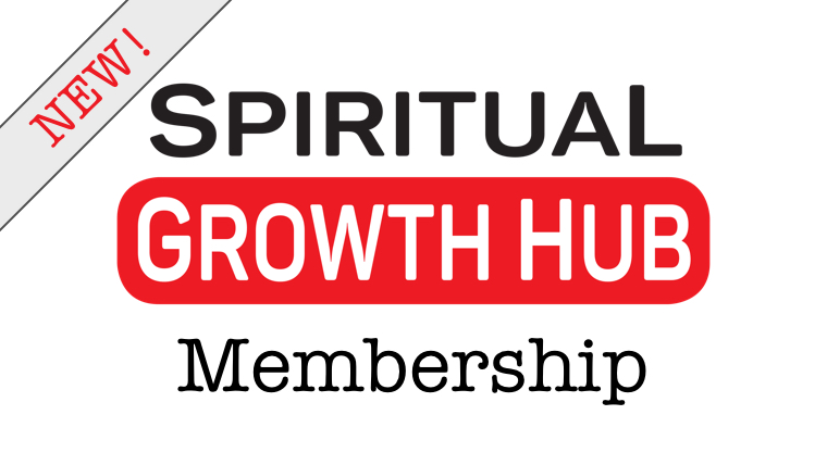 Announcing the new Spiritual Growth Membership program